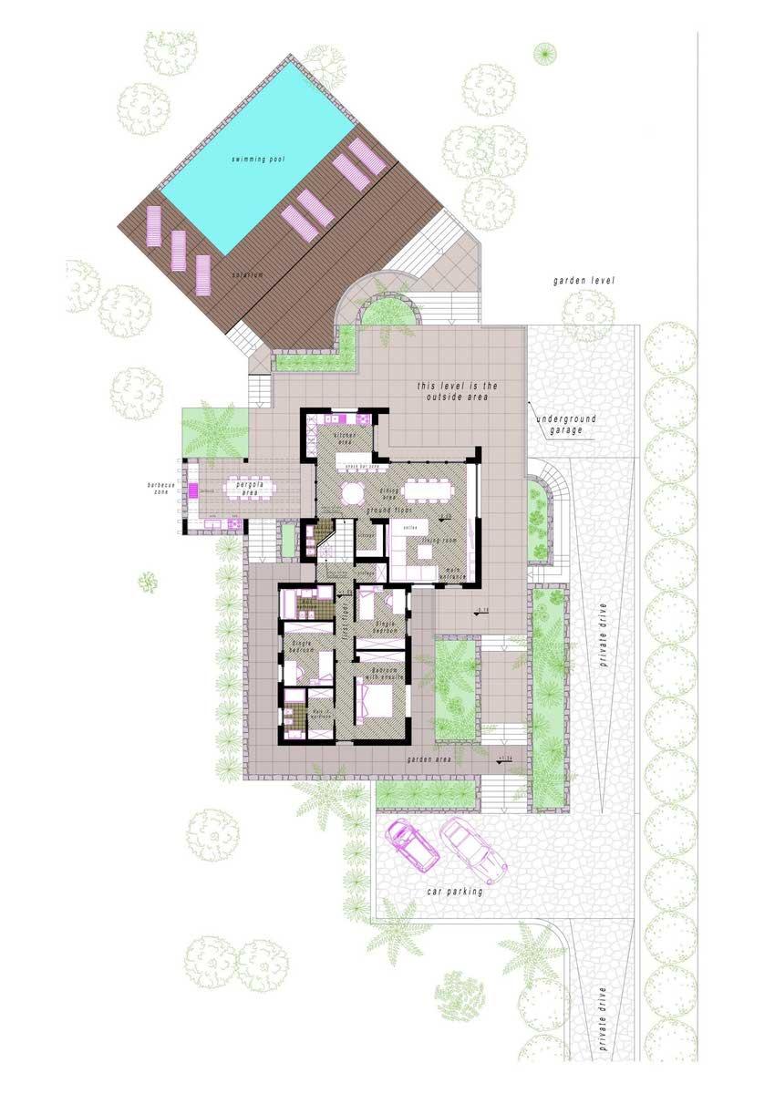 Projekt Erdgeschoss - Überblick