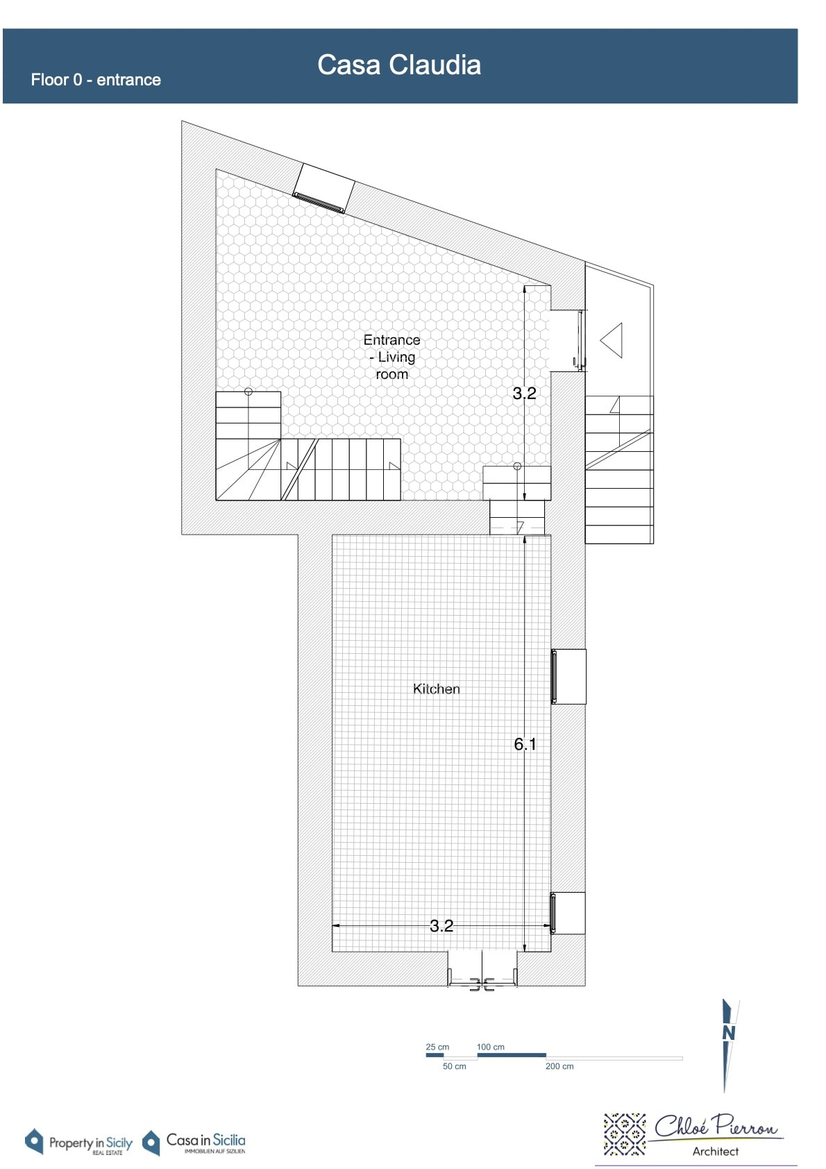 Ebene 0 - Eingang