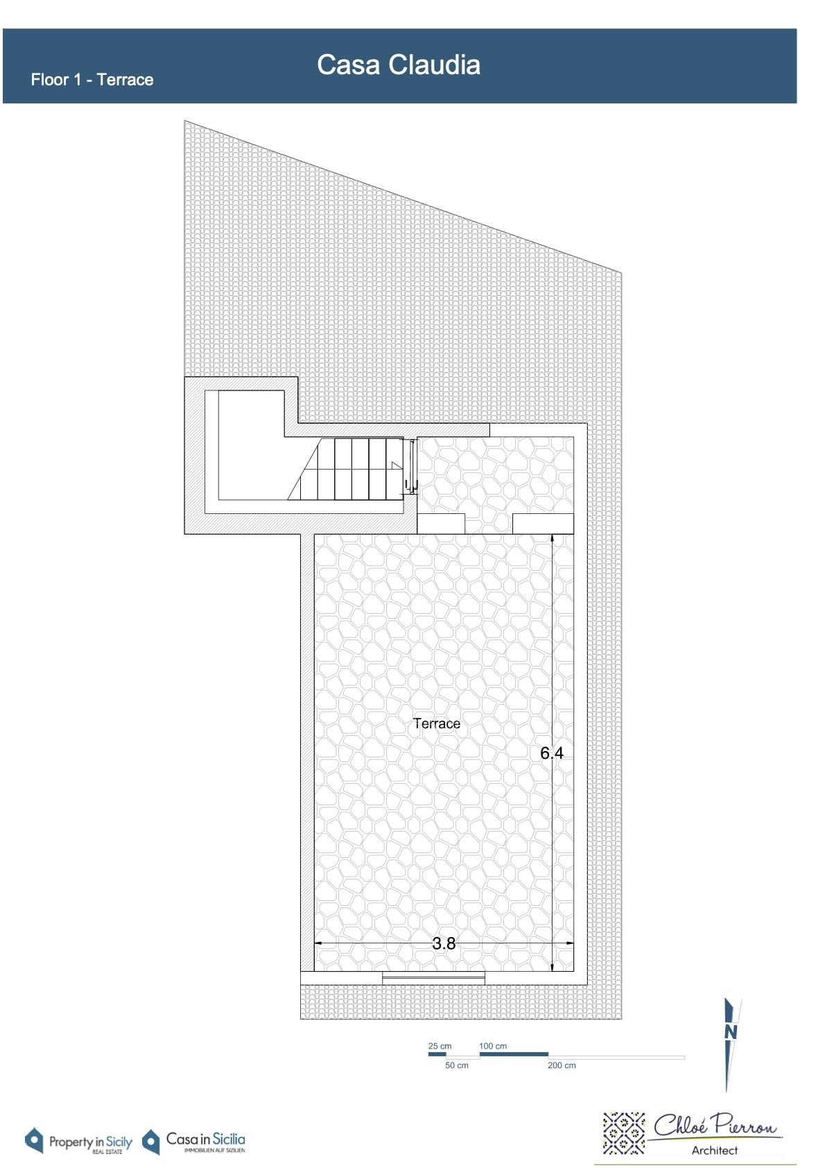 Ebene 1 - Terrasse